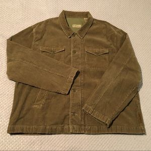 Ruff Hewn Thick Corduroy Cotton Lined Jacket